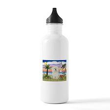 Palms & Bolognese Water Bottle