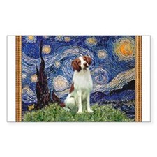 Starry Night/Brittany Decal