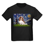 Starry Night Blenheim Kids Dark T-Shirt