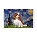 Starry Night Blenheim 22x14 Wall Peel