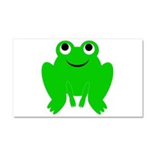 Frog Design Car Magnet 20 x 12