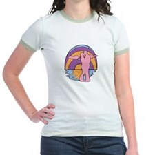 Sunset Kiss Women's T