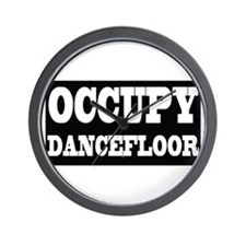Dancefloor Wall Clock