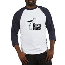 Bird Nerd (Stilt) Baseball Jersey
