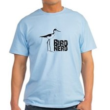 Bird Nerd (Stilt) T-Shirt
