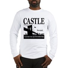 Castle Bridge Toss Long Sleeve T-Shirt
