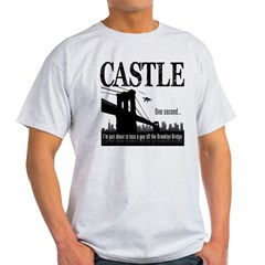Castle Bridge Toss Light T-Shirt