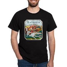 Valkyrie Cigar Label T-Shirt
