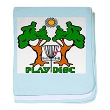 Disc Golf Landscape Original baby blanket
