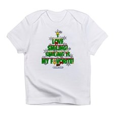 SMILING IS MY FAVORITE! Infant T-Shirt