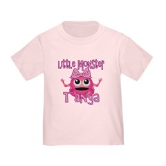 Little Monster Tanya Toddler T-Shirt