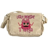 Little Monster Tanya Messenger Bag