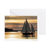 Mattapoisett Harbor Cards (Pk of 10)