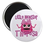 Little Monster Theresa Magnet