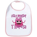 Little Monster Theresa Bib