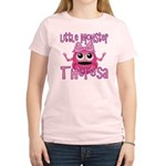 Little Monster Theresa Women's Light T-Shirt