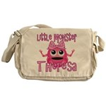 Little Monster Theresa Messenger Bag