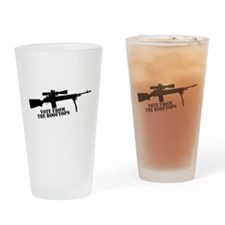 Cute M1a Drinking Glass