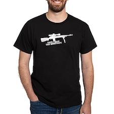 VFTR-White-w_Transparent-BG T-Shirt