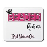Royal Beaders Club Mousepad