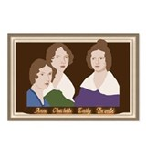 Bronte Postcards (Package of 8)