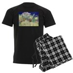 The Fairy Circus Men's Dark Pajamas
