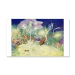 The Fairy Circus Car Magnet 20 x 12