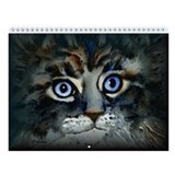 Cat Calendar by Lori Alexander