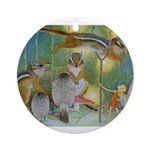 The Fairy Circus Ornament (Round)