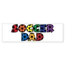 Soccer Dad Bumper Sticker