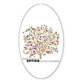 Tree of Autism Decal