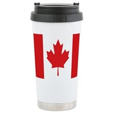 O Canada Ceramic Travel Mug