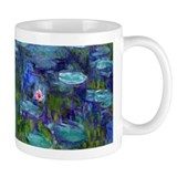 Monet - Water Lilies Small Mugs