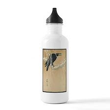 Winter Crow Water Bottle