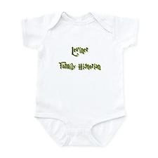 Leviner Family Historian Infant Creeper