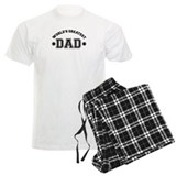 World's Greatest Dad pajamas