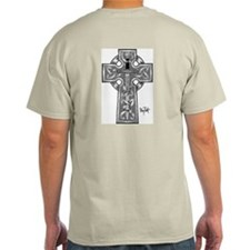 Knight's Cross Neutral T-Shirt