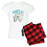 Dentist Dental Hygienist Teeth pajamas