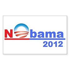 """No Obama """"Nobama"""" - Decal"""
