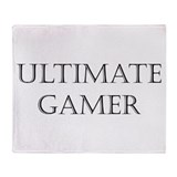 Ultimate Gamer Throw Blanket
