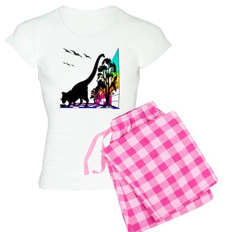 CATASAURUS Women's Light Pajamas