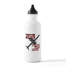 Pilots, Funny Water Bottle