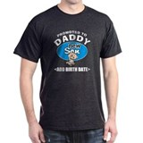 Funny Personalized New Daddy T-Shirt