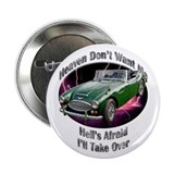 Austin Healey 3000 2.25 Inch Button (100 pack)