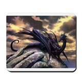 Black Dragons Mousepad