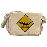 Cool Dragons Messenger Bag