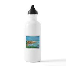 Children's Cove Springtime Sports Water Bottle
