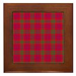 Tartan - MacNab Framed Tile