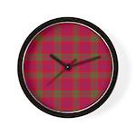 Tartan - MacNab Wall Clock