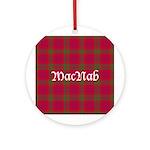 Tartan - MacNab Ornament (Round)